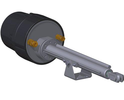 Linearzylinder Ex-Zonen