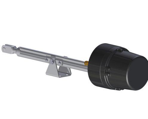 Linearzylinder Ex-Zonen Linearantriebe als Linearzylinder für Ex-Zone 1