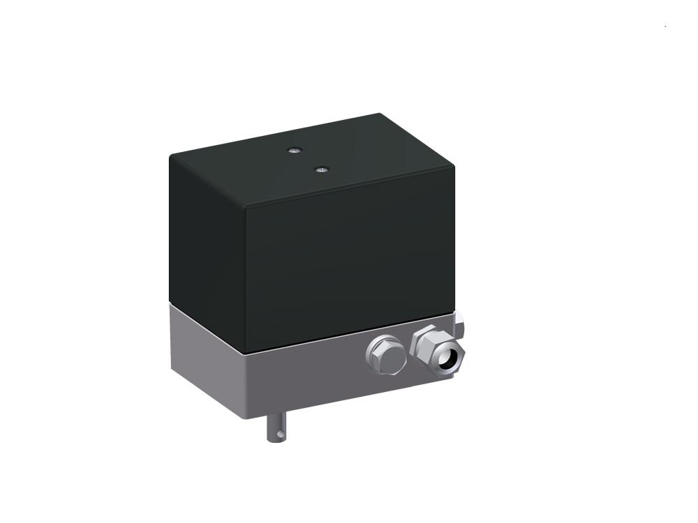 Elektrischer Schwenkantrieb CL-S Elektrische Dreh- und Schwenkantriebe Elektrischer Drehantrieb