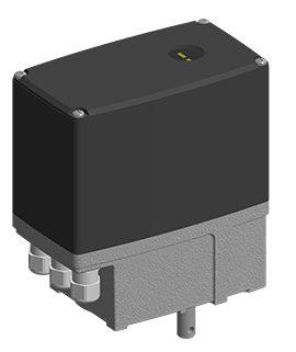 Tensor Nano+ Dreh- und Schwenkantriebe für Ex-Zone 2 und 22