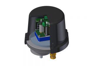 Elektroantrieb Ex-Zonen Elektrischer Schwenkantrieb für Ex-Zone 1