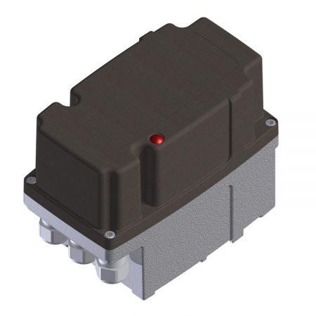 Tensor Vollelektronischer Drehantrieb Präzisionsantrieb Elektrische Dreh- und Schwenkantriebe