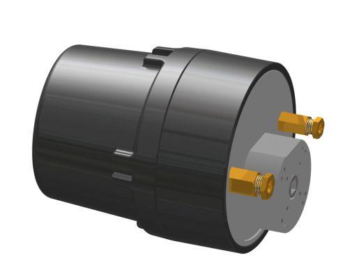 Elektroantrieb Ex-Zonen Tensor Ex Vollelektronischer Drehantrieb für explosionsgefährdete Bereiche