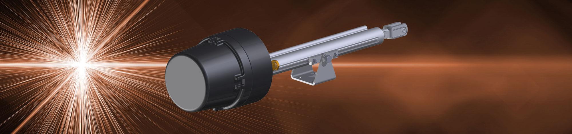 ARIS Linearzylinder Ex-Zonen