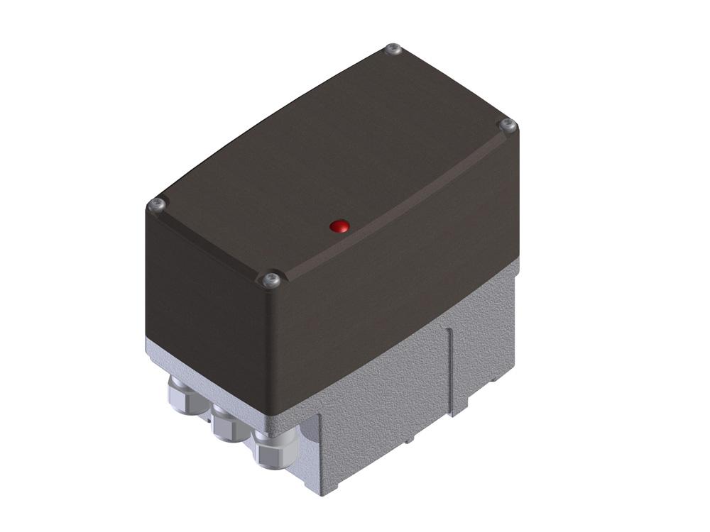 Tensor Nano+ vollelektronisch geregelter Präzisionsantrieb Elektrische Dreh- und Schwenkantriebe