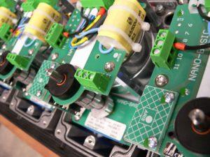 Elektronik Elektrische Stellantriebe robuste Stellantriebe für den industriellen Einsatz
