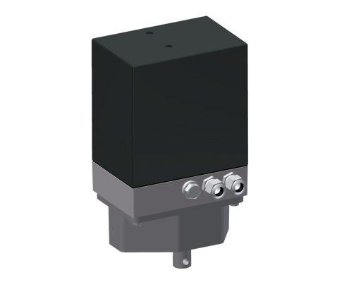 Elektrischer Schwenkantrieb CL-L Drehantrieb Elektrische Dreh- und Schwenkantriebe