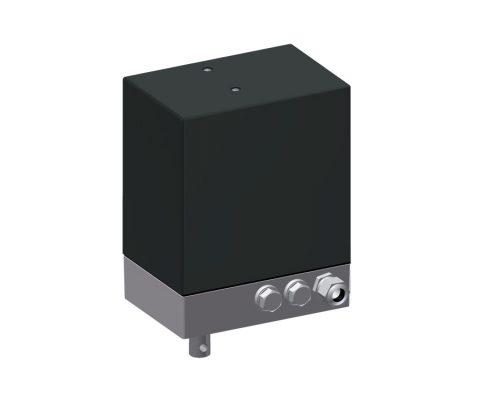 Elektrischer Schwenkantrieb CL-M Drehantrieb Elektrische Dreh- und Schwenkantriebe