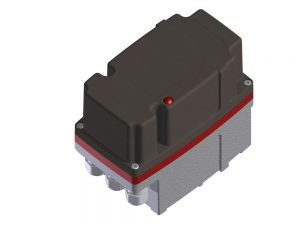 Elektromechanischer Schwenkantrieb Nano Elektrische Dreh- und Schwenkantriebe