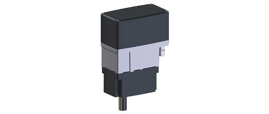 ARIS Schwenkantrieb Nano+ L 120 Nm